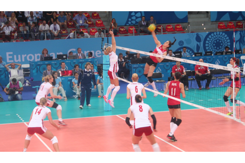 Datei:Final match between Turkey and Poland at the 2015 ...
