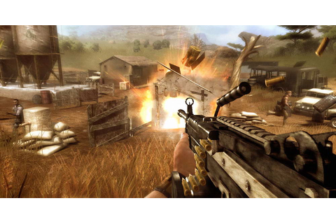 Free Download PC Game and Software Full Version: Far Cry 2 ...