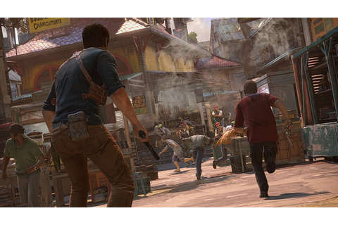 Uncharted 4 - A Thiefs End (PS4) Test | PS4-Game