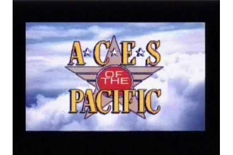 Aces Of The Pacific - Video game Trailer. PC MS-DOS (1992 ...