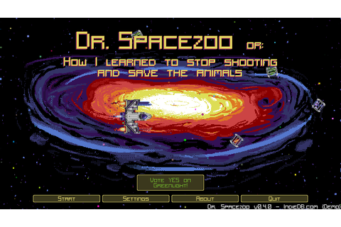 Dr Spacezoo - Mac - Demo download - Indie DB