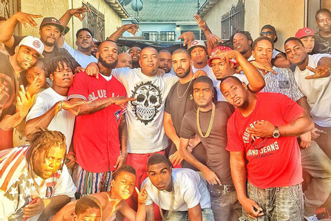 "Game Takes Drake To Compton For ""100"" Music Video ..."