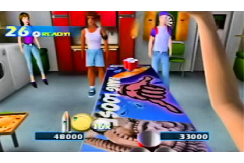 Frat Party Games: Pong Toss (WiiWare) News