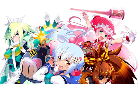 Bombergirl Game in the Works at Konami, Check Out the ...