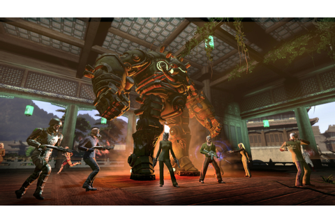 The Secret World released on Steam - GameConnect