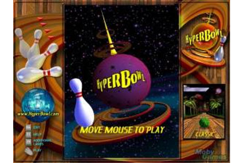 Game Classification : Hyperbowl Plus! Edition (2001)