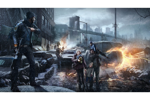Tom Clancy's The Division Wallpapers High Resolution and ...