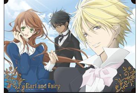 Moonlight Summoner's Anime Sekai: Earl and Fairy 伯爵と妖精 ...