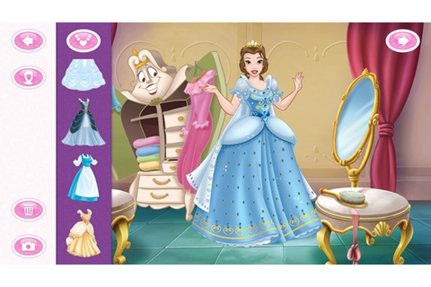 Disney comes to Windows 8 with Disney Princess Dress-up ...
