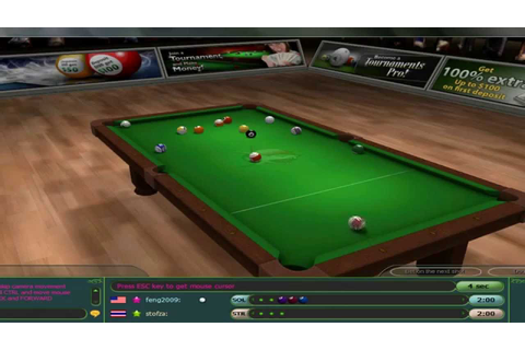 Pool Sharks!! Best Online Game Ever! - YouTube