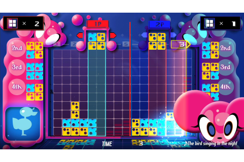 Lumines Remastered Announced