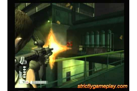 Without Warning PS2 Gameplay - YouTube