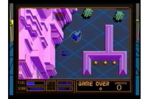 MIDWAY ARCADE CLASSICS Vindicators tank game - YouTube