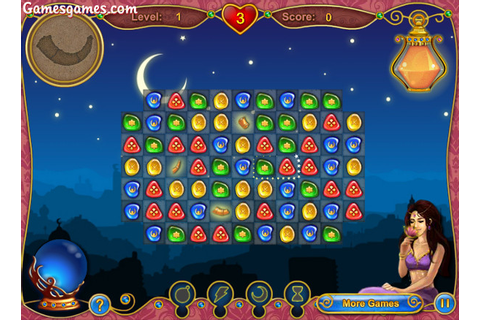 1001 Arabian Nights Game - Play online for free | KibaGames