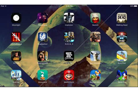 How to Turn Your iPhone or iPad Into the Ultimate Gaming ...