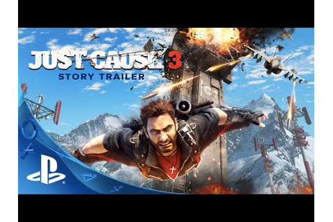 Just Cause 3 Game | PS4 - PlayStation
