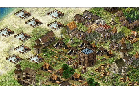 Popular PC strategy MMO game Stronghold Kingdoms will be ...
