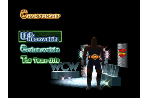 WCW/nWo Revenge Download Game | GameFabrique