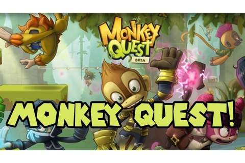 Nickelodeon's Monkey Quest - A Call to Action - Monkey ...