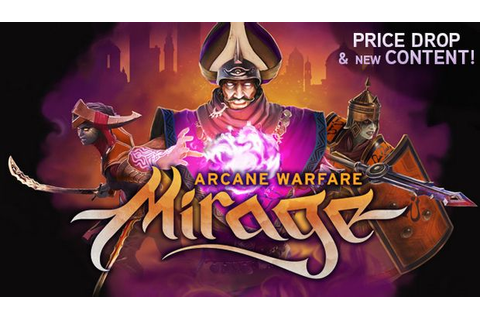 Mirage: Arcane Warfare Torrent « Games Torrent