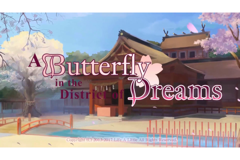A Butterfly in the District of Dreams Trailer - YouTube