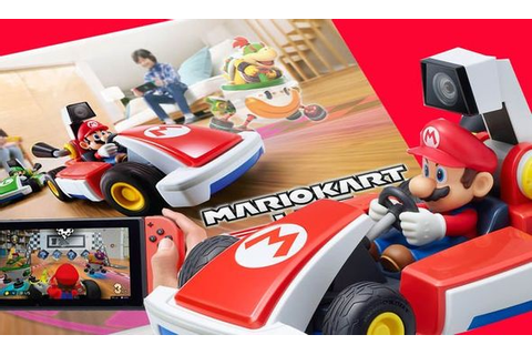 Mario Kart Live Home Circuit price and pre-orders go live ...