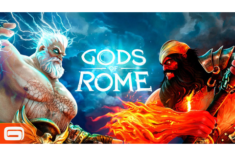 Upcoming 'Gods of Rome' Looks Like Gameloft's Take on ...