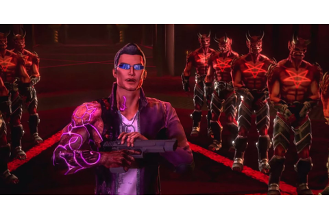 Video / Trailer: Saints Row: Gat Out of Hell Announce ...