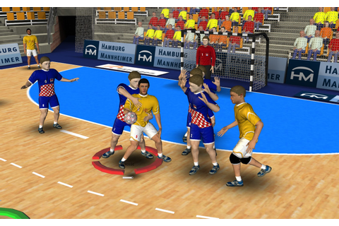 Handball Simulator: European Tournament 2010 - Full ...