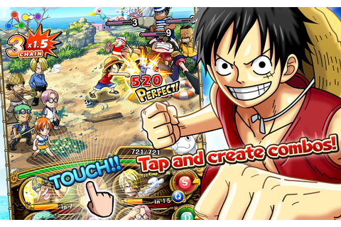 ONE PIECE TREASURE CRUISE - Android Apps on Google Play