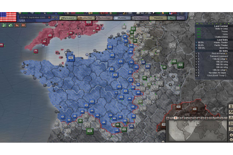 Hearts of Iron III: Their Finest Hour Steam Key for PC ...