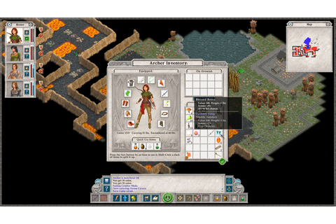 Avernum 2: Crystal Souls – PC Review – Chalgyr's Game Room