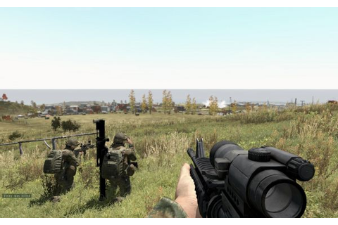Co-Optimus - Review - ArmA II Co-Op Review