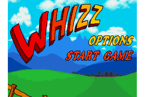 Whizz - The Company - Classic Amiga Games