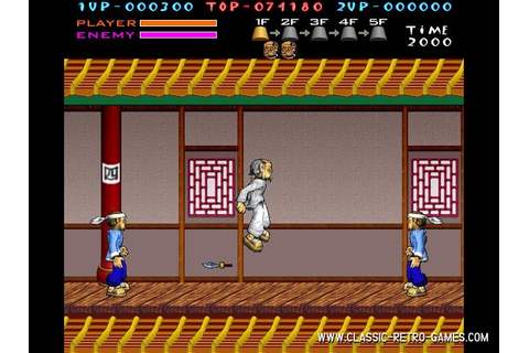 Download Kung-Fu Master (2) & Play Free | Classic Retro Games