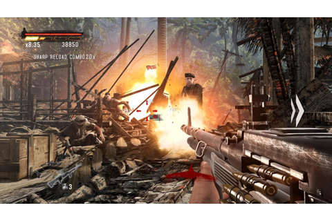 RAMBO The Video Game Free Download - Ocean Of Games