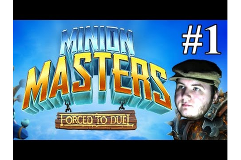 Minion Masters : Forced To Duel #1 | I Love This Game So ...
