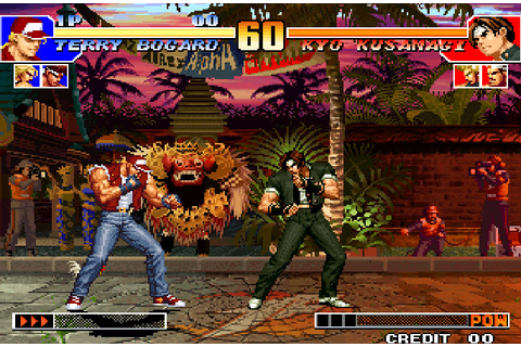 The King Of Fighters 97 Game - Free Download Full Version ...