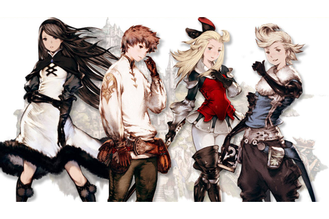 Bravely Default 3DS Review