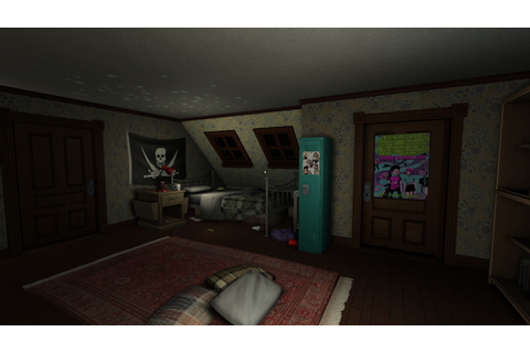 Unity - Gone Home by The Fullbright Company