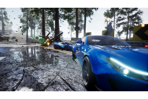 Dangerous Driving will release on PC via the Epic Games ...