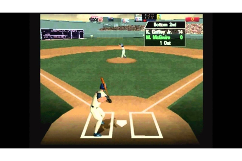 CGRundertow - TRIPLE PLAY 2000 for PlayStation Video Game ...