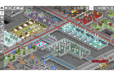 The Spatials: Galactology PC Game Free Download