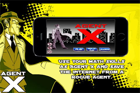 Agent X: Algebra Spies - Full - Apps on Google Play
