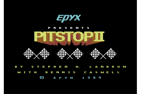Download Pitstop II - My Abandonware