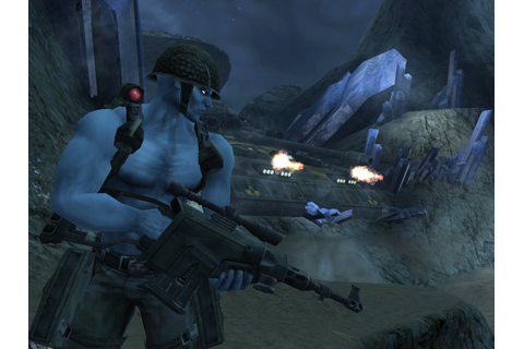 Rogue Trooper Review (PS2) - The Average Gamer