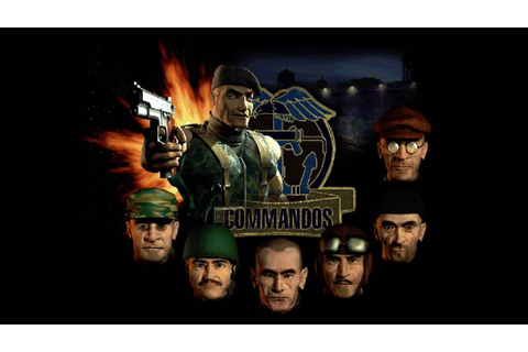 Commandos - Behind Enemy Lines - All sounds - YouTube