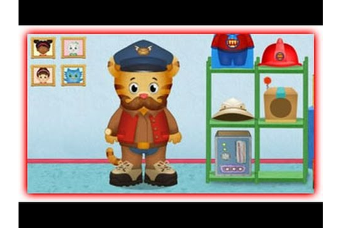 Daniel Tiger's Neighborhood Games - Daniel Tiger's Dress ...