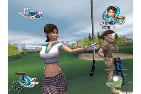 Hands-On with Outlaw Golf - IGN