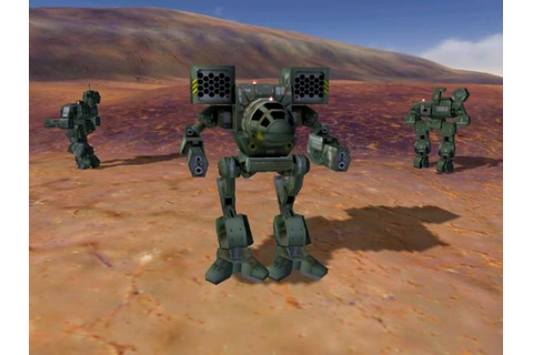 Game Fix / Crack: MechWarrior 4: Vengeance v2.0 ENG NoDVD ...